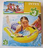 Доска для плавания с ручками Intex, 81-76см, от 4-х лет, в коробке, 26*20*4 см, 58167, фото 5