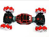 Машинка трансформер перевёртыш Skidding UD2196  (управление жестами и пультом) ЛУЧШАЯ ЦЕНА!, фото 10