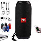 Мощная, басистая Портативная Bluetooth колонка T&G TG-117. Лучшая Цена!, фото 2