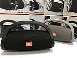 Портативная блютуз колонка JBL BOOMBOX MINI колонка с USB,SD,FM, фото 3