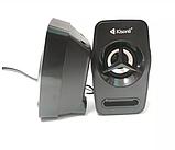 Колонки Kisonli Мощные L-3030 для ПК Сабвуфер USB, фото 5
