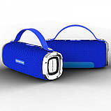 Портативная Мощная стерео колонка HOPESTAR H24 Оригинал, FM, SD, Bluetooth, USB, фото 4