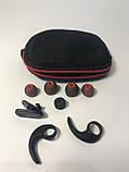 Спортивные беспроводные Bluetooth наушники Awei AK4 Black, фото 6