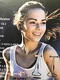 Спортивные беспроводные Bluetooth наушники Awei AK4 Black, фото 9