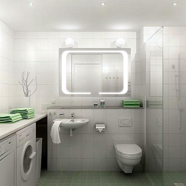 Зеркало LED (80*60*2,5см) VZ-AL-D46