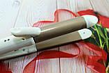 Супер Мультистайлер 2 в 1 ( плойка, утюжок, гофре )  Gemei GM-2961, фото 6