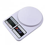 Электронные кухонные весы DT 400 D&T Smart до 10 кг, фото 4