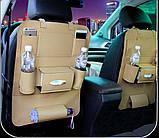 Органайзер на спинку сидения автомобиля (АО-1006), фото 3