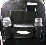 Органайзер на спинку сидения автомобиля (АО-1006), фото 5