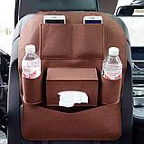 Органайзер на спинку сидения автомобиля (АО-1006), фото 6