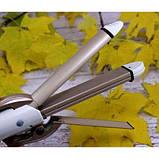 Утюжок выпрямитель плойка гофре 4 в 1 Gemei GM 2962, фото 3
