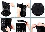 Поворотный органайзер для косметики и бижутерии 3D Rotating 360° Лучшая цена!, фото 5