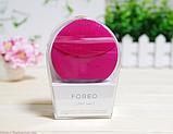 Электронная щетка для чистки лица Foreo Luna mini 2- массажёр Форео, фото 3