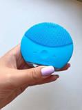 Электронная щетка для чистки лица Foreo Luna mini 2- массажёр Форео, фото 5