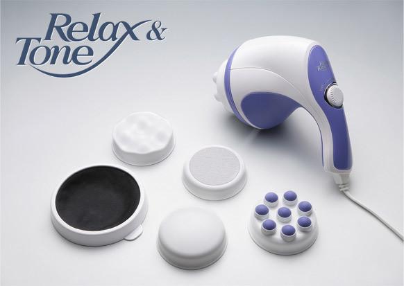 Массажер для похудения, для тела, рук и ног Relax and Tone (Релакс Тон) Relax&Tone