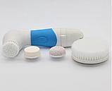 Щетка для очищения лица | Щеточка для умывания лица | Набор для умывания Spa Fx, фото 3