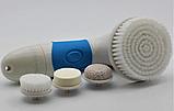 Щетка для очищения лица | Щеточка для умывания лица | Набор для умывания Spa Fx, фото 4