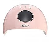 Лампа УФ для ногтей SUN X28, LED лампа для маникюра и педикюра гель лака, фото 4