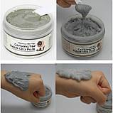 Глиняно-пузырьковая маска для лица Elizavecca Milky Piggy Carbonated Bubble Clay Mask, 100 г, фото 3