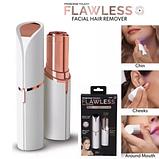 Женский эпилятор триммер для лица Flawless, фото 8