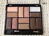 Палетка теней для век Bless Beauty Color Block Eye Shadow Palette 12 тонов, фото 2