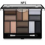 Палетка теней для век Bless Beauty Color Block Eye Shadow Palette 12 тонов, фото 5