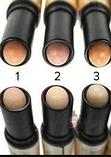 Контур-консилер 2х-стороний Parisa Concealer&Contour Highlight and Contour Stick, фото 3