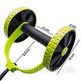Тренажер Revoflex Xtreme для всего тела! 40 упражнений! Роликовый тренажер, фото 4