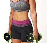 Тренажер Revoflex Xtreme для всего тела! 40 упражнений! Роликовый тренажер, фото 6