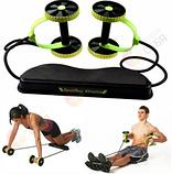 Тренажер Revoflex Xtreme для всего тела! 40 упражнений! Роликовый тренажер, фото 8