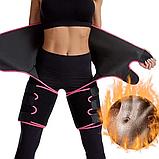 Корректирующий костюм для похудения 3в1 Adjustable one Piece, фото 2