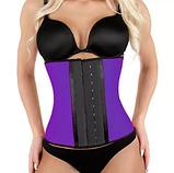 Утягивающий Корсет SCULPTING Clothes (корректирующий) без бретелек для похудения, пояс для похудения , фото 3