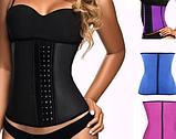 Утягивающий Корсет SCULPTING Clothes (корректирующий) без бретелек для похудения, пояс для похудения , фото 6