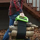 Ремень для переноски грузов с пластиковыми ручками и регулировкой длины, фото 6