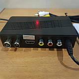 Тюнер T2 MG811 приставка с просмотром YouTube IPTV WiFi HDMI USB MEGOGO, фото 4