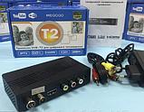 Тюнер T2 MG811 приставка с просмотром YouTube IPTV WiFi HDMI USB MEGOGO, фото 5