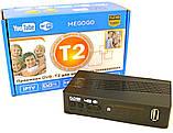 Тюнер T2 MG811 приставка с просмотром YouTube IPTV WiFi HDMI USB MEGOGO, фото 6