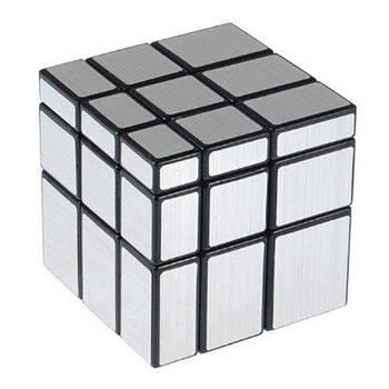 Зеркальный куб ShengShou (серебро)