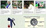 Шланг для полива X HOSE 60 м с распылителем, садовый шланг, поливочный шланг для сада, фото 7