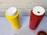 Компактный Антигравитационный  Мини-термос 400 мл Never spill over. Лучшая Цена!, фото 5