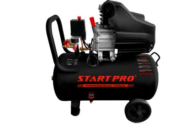 Компрессор воздушный START PRO SC-50, 50 л, 1850 Вт