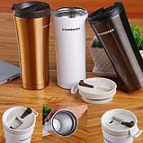 """Термокружка 500 мл """"Starbucks"""" старбакс термочашка термос чашка, фото 6"""