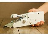 Швейная мини-машинка HANDY STITCH, ручная швейная машинка, фото 2