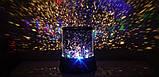 НОЧНИК - Проектор звездного неба Star Master + шнур USB / Стар Мастер звездное небо, фото 10
