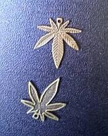 Подвеска листочек, фото 1