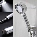Двусторонняя душевая насадка Multifunctional Faucet, 3 режима полива, фото 5