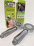 Двусторонняя душевая насадка Multifunctional Faucet, 3 режима полива, фото 6