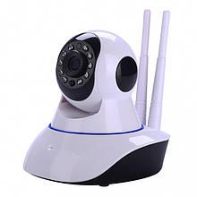 IP Камера видео-наблюдение, WI-FI камера, онлайн поворотная, ночное видение