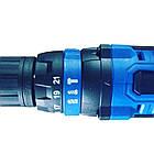 ✅ Акумуляторний шуруповерт ударний Витязь ТАК-21ЛУ Li-ion, фото 3