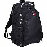 Универсальный Городской Рюкзак Swissgear 8810, фото 4